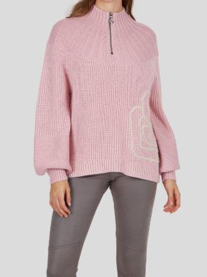 Женский свитер 73806-71 - фото 12