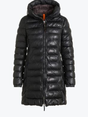 Женская куртка Demi Leather - фото 5